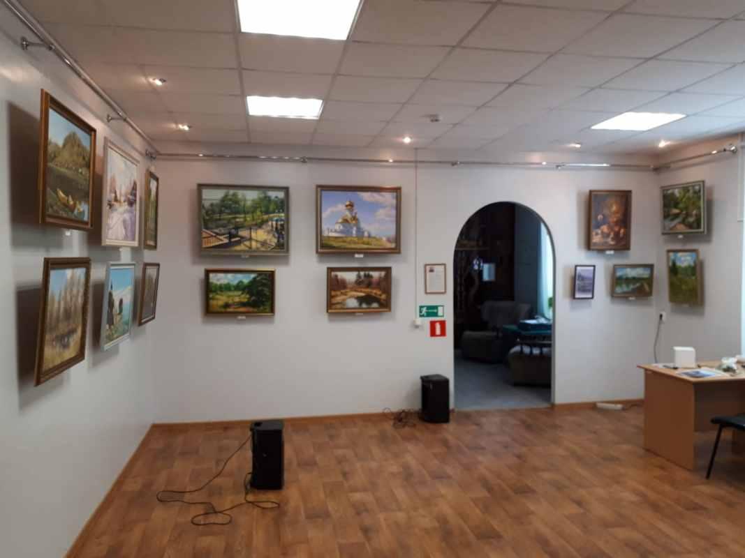 Вяземский. Открытие выставки  (13)