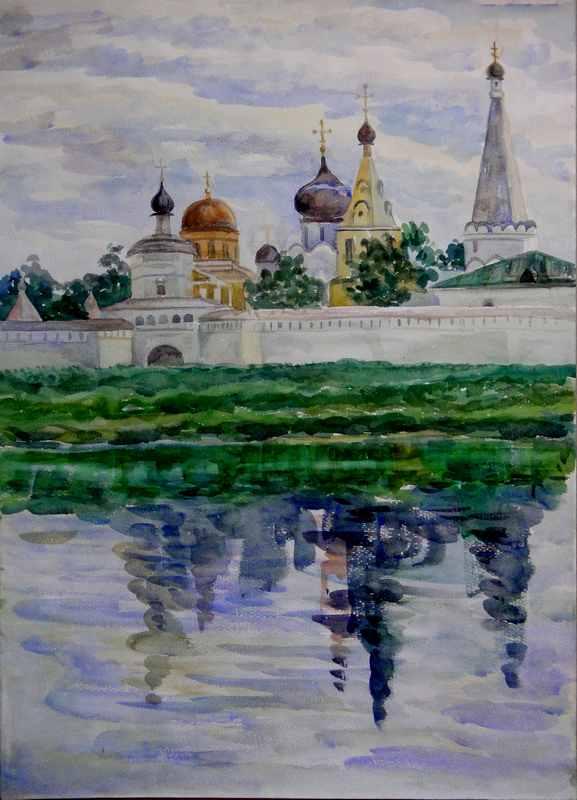 Св. Троицкий монастырь