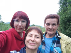 Вдадимиро-Александровское пленэр на озере