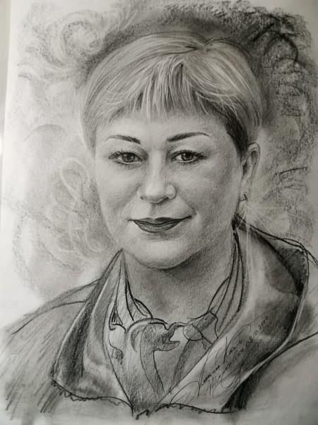 Заказной портрет