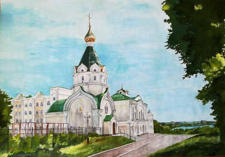 "Карпова Т. ""Духовная семинария. Хабаровск"""