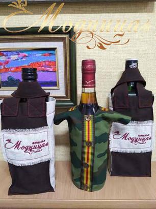 Чехлы на бутылки