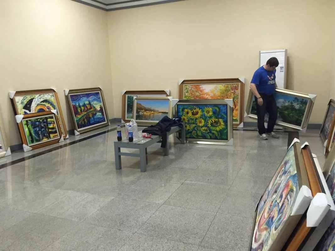 Выставка в Чанчжоу (19)