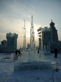 Хрустальный город .Харбин 2012. (2)