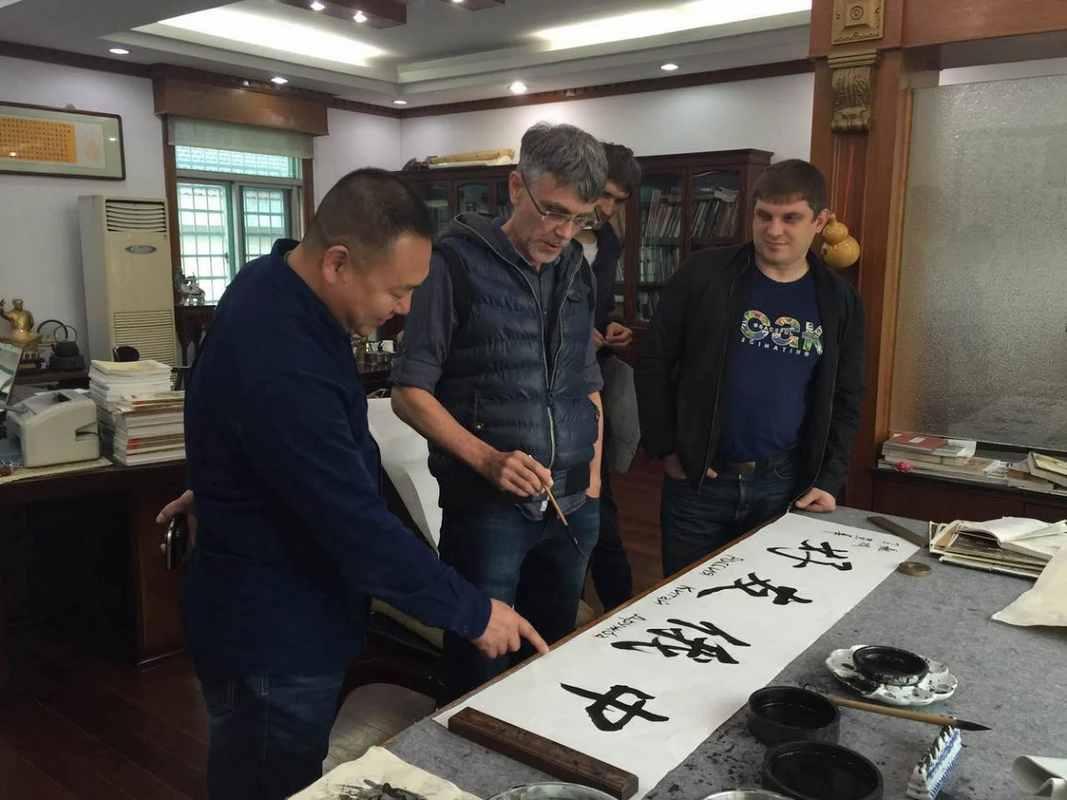 Выставка в Чанчжоу (4)