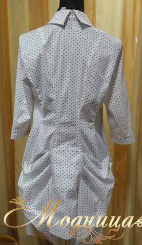 Марина Мармило дизайн Рубашка из хлопка