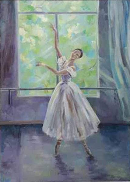 Балерина 80Х60 хм