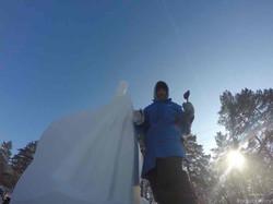Конкурс снежных скульптур (1)