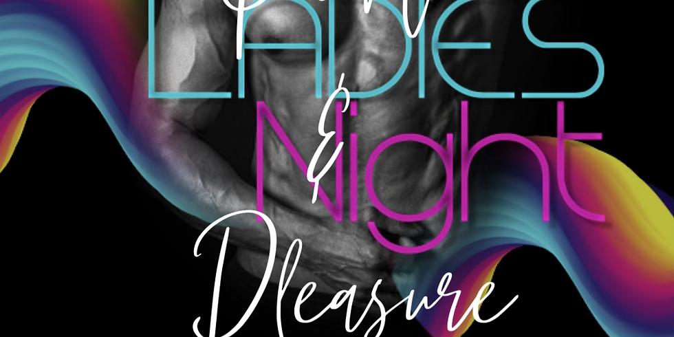 Paint & Pleasure ladies night