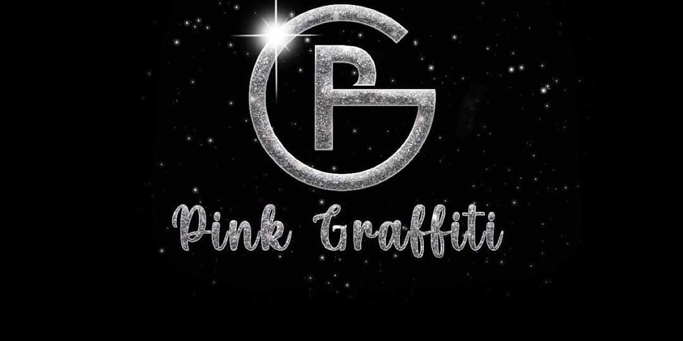 Pink Graffiti Pop-up Shop