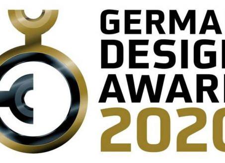 GERMAN DESIGN AWARDS 2020