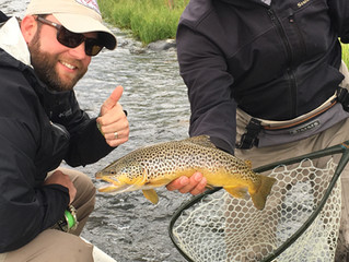 Experience Montana and West Yellowstone With Your Friends at Tuckaseegee Fly Shop