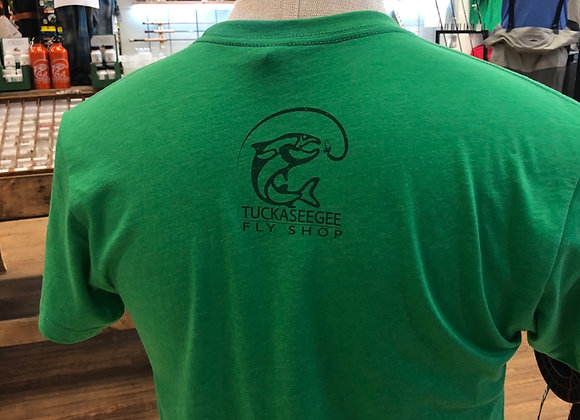 TFS Trout Forest Shirt