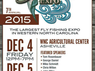 WNC Fly Fishing Expo!!!
