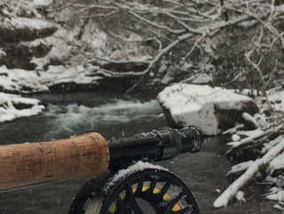 The Winter Skinny on WNC Trout Fishing