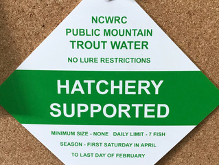Hatchery Supported Waters