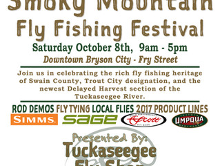 Fall= Great Fishing & Great Events