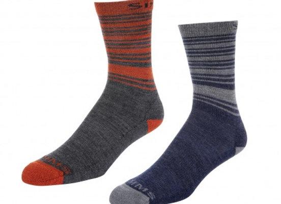 Simms Men's Merino Lightweight Hiker Sock