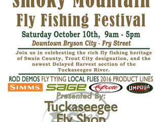 1st Annual Smoky Mountain Fly Fishing Festival