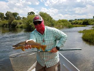 The Simms Stone Cold Fishing Shirt