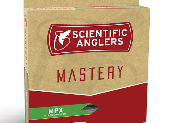Scientific Anglers Mastery MPX Taper Fly Line