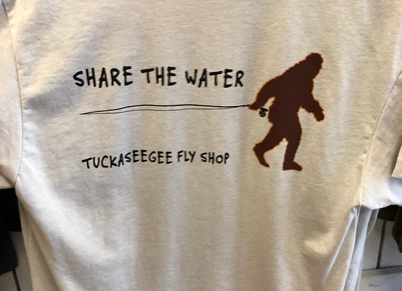 Tuck Fly Shop Squatch Tee