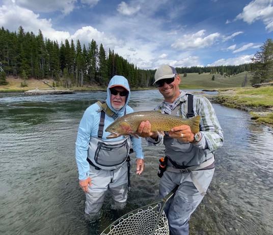 Yellowstone Cut