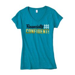 Financially Confident T-Shirt