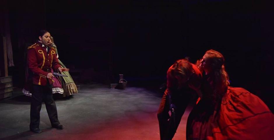 Antigone (adaptation by Ara Vito)