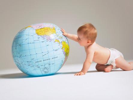 Développement du langage par des enfants bilingues