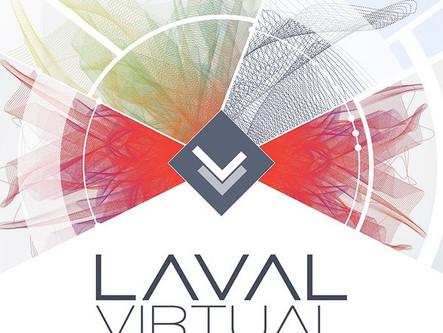 COVIRTUA au Salon Laval Virtual