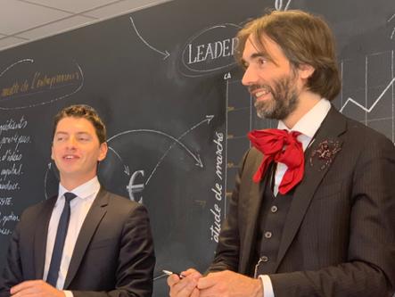 Enjeu de l'IA pour les PME : rencontre avec Cédric VILLANI