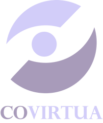 Logo COVIRTUA transparent