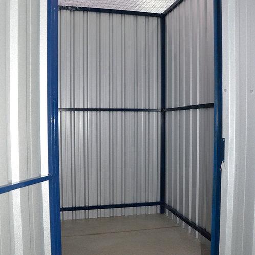 Unidade de Self Storage - Pequeno (3,75m2 / 10,5m3)