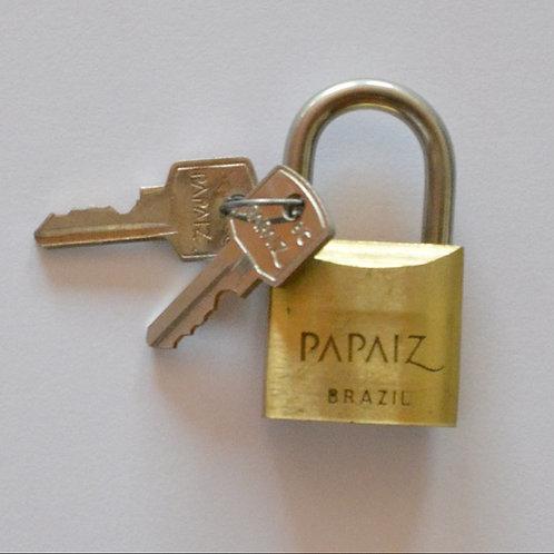 Cadeado Papaiz - 30mm