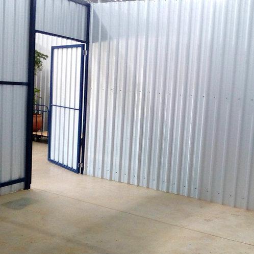 Unidade de Self Storage - Grande (18m2 /50.40m3)