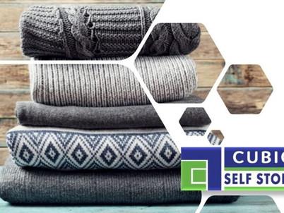 Prontos para o frio?: Roupas de lã