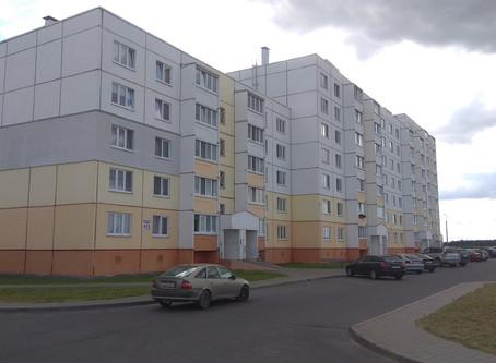 Установка систем видеонаблюдения по адресам Октябрьская 101 и 113 завершена