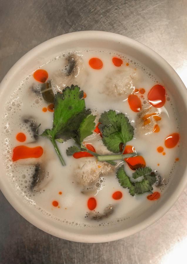 Tom Kha Mushroom
