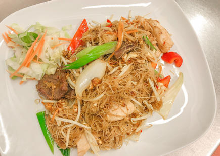 Beef Singapore Noodle