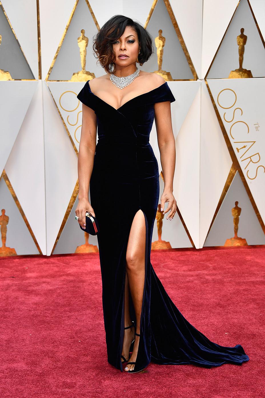 Tara Henson Oscars 2017