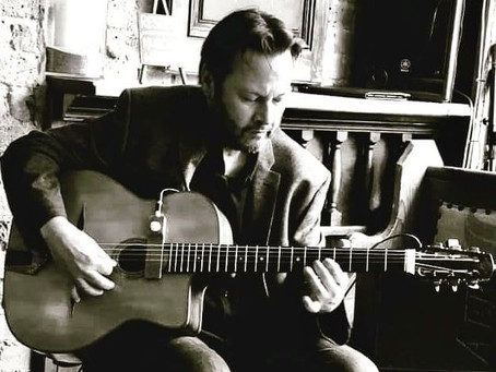 Gypsy Jazz Guitar Lessons In Kent | Learn To Play In The Style Of Django Reinhardt With Jonny Hepbir