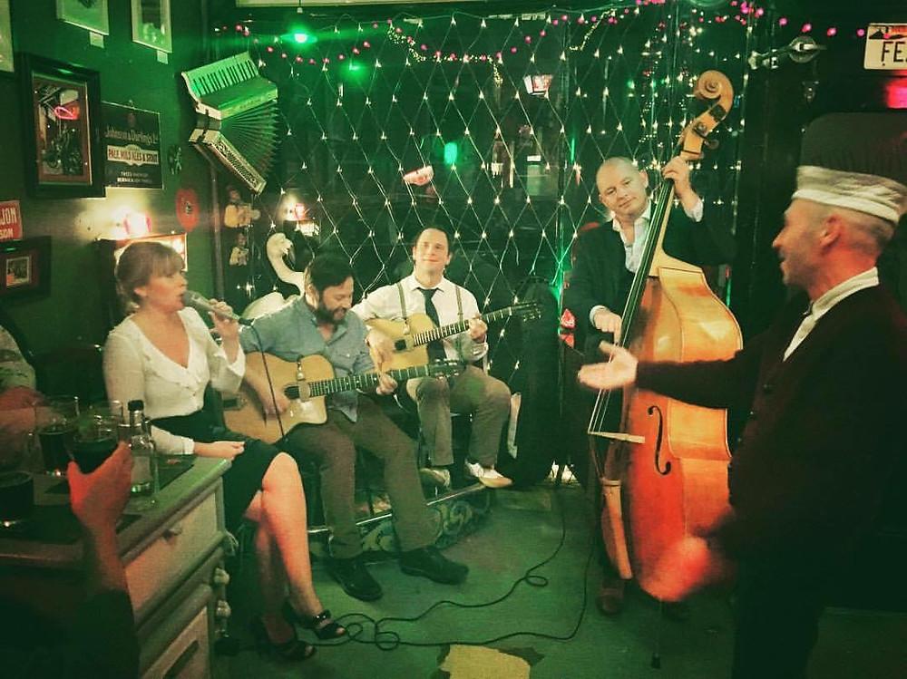 Jonny Hepbir Quartet At Fez Micropub Margate Kent