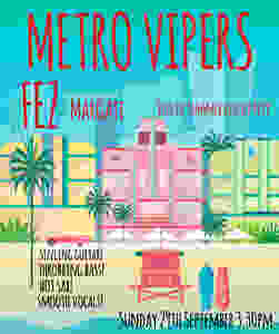 Metro Vipers At Fez Micro Pub Margate Kent