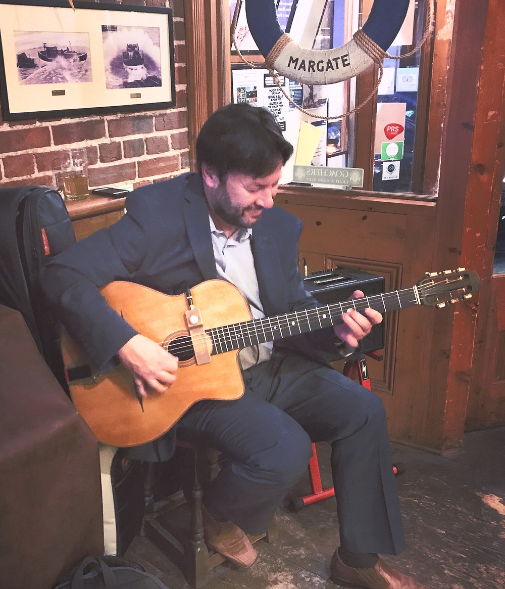 Jonny Hepbir Solo Gypsy Jazz Guitarist And Gypsy Jazz Guitar Lessons In Kent