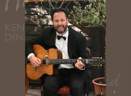 Hire A Solo Guitarist In Kent | Jonny Hepbir Gypsy Jazz Guitarist At The Hop & Huffkin In Sandwich