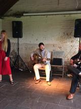 Jonny Hepbir Trio with Vocals