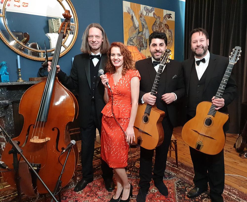 Parisian Swing Band
