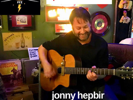 Jonny Hepbir Solo  At Fez Margate 29th August 3pm   Hire A Gypsy Jazz Guitarist for An Event In Kent