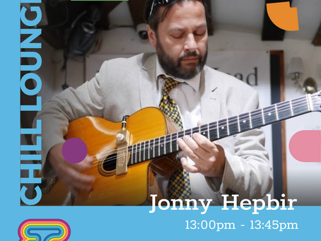 Jonny Hepbir Solo Gypsy Jazz Guitarist At The Chill Lounge Ashford | Hire Gypsy Jazz For An Event
